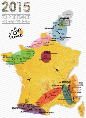 2015 tdf map